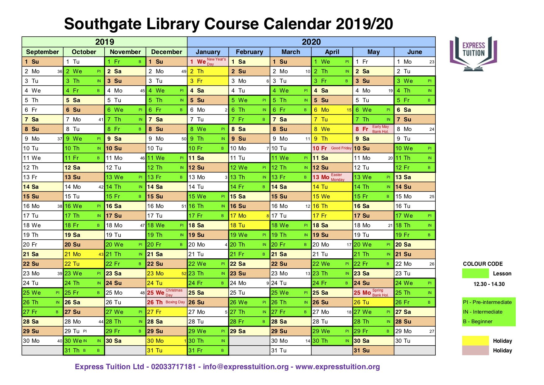 English and Employability Courses for Women in Southgate Library